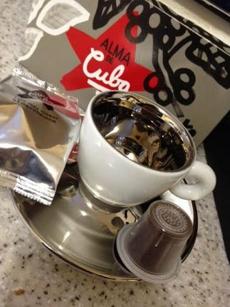 alma de cuba nespresso-compatable pods