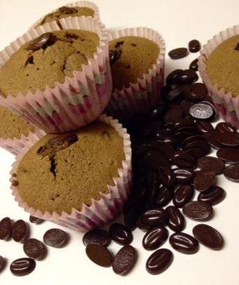 mocha coffee cupcakes