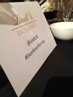 lindt hashtag #excellencepairings