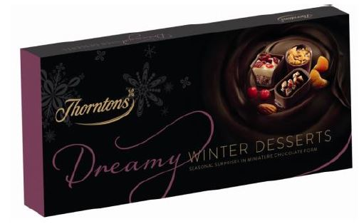 Oh Yeah   You KNOW It's Christmas with Thorntons Chocolates!