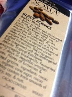 Soma Bahia Black 70% Dark Chocolate Bar