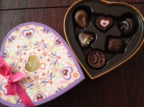 godiva valentines