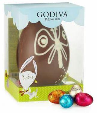 godiva egg
