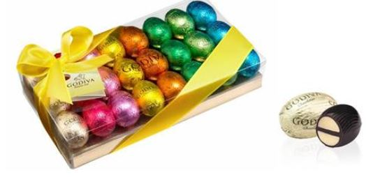 godiva pop eggs