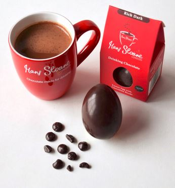 Hans Sloane Easter Egg Hot Chocolate