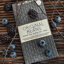 Original Beans Four New Bars Reviewed - Grand Cru