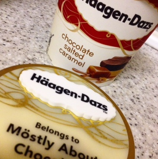 haagendazs chocolate salted caramel