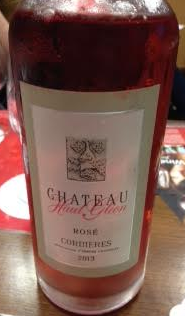 Chateau Haut Gleon Rose 2013