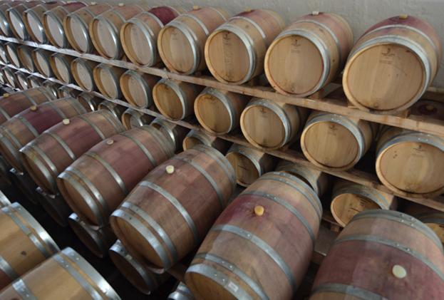 cramele recas barrels