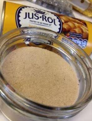 cinnamon bun croissants