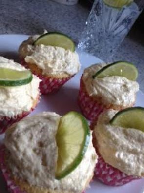 Ultimate Boozy Gin and Tonic Cupcakes Recipe