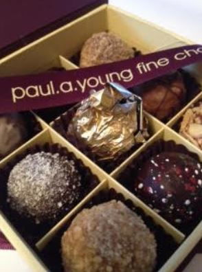 paul a young chocolates