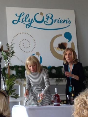 Lily O'Brien's and Jilly Goolden Create Masterful Wine and Chocolate Pairings