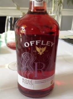 Lily O'Brien's Crème Brûlée Chocolate Paired with Offley Rose Port