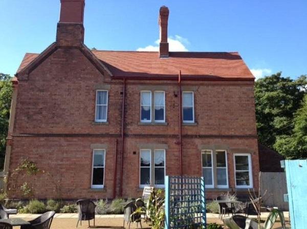 head gardeners house