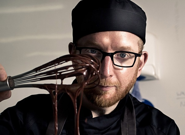 paul a young master chocolatier in London