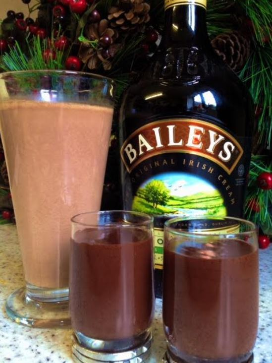 baileys ultimate hot chocolate