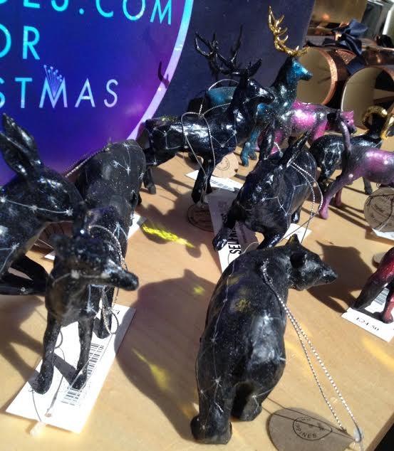 selfridges ornaments