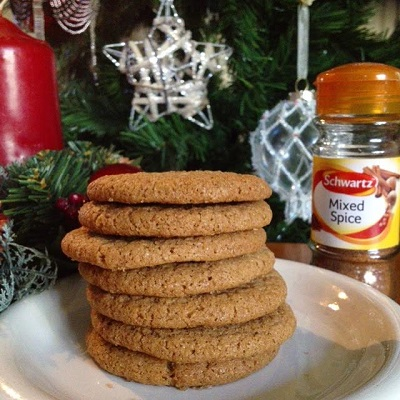 easy spiced sugar cookie recipe