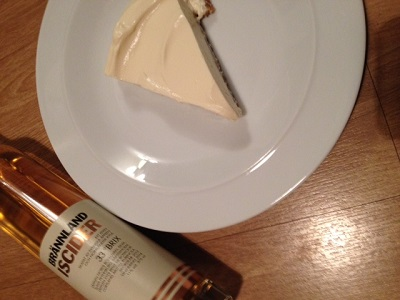 brannland ice cider cheesecake