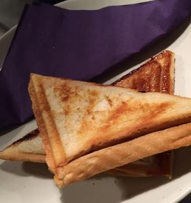 Creme Egg Cafe toastie