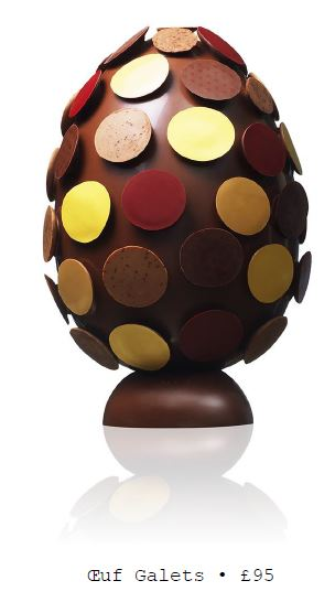 Pierre Herme Goes Single Origin for Easter 2016