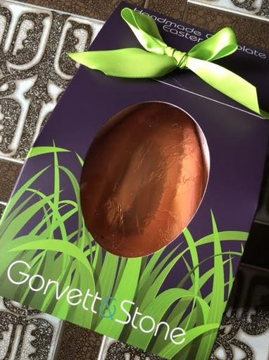gorvett & stone easter egg