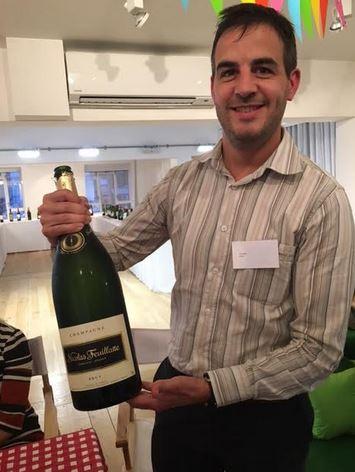 jeraboam of champagne