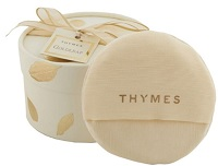 Thymes Goldleaf Dusting Powder and Puff