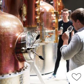 Gin Tasting And Distillery Tour Experience For Two by SIPSMITH