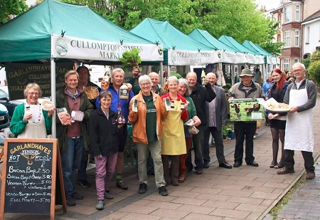 Cullompton Food and Drink Festival, 14 October