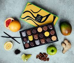Chef Jean Launches Eight Unique Godiva Summer Chocolates