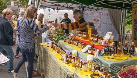 3. Nourish – A food and drink festival of crafty culinary delights and classical music, Bovey Tracey, 02 September