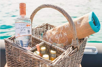 South West's First Gin Delivery Service Ventures With Spirit This Summer