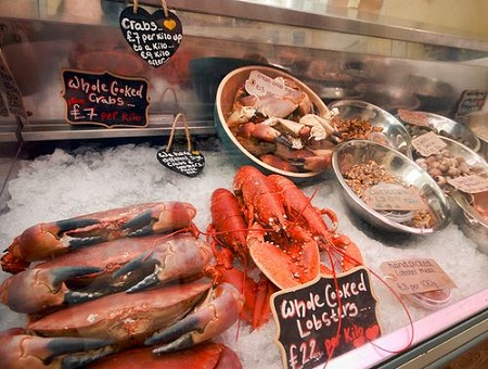 Plymouth Seafood Festival, 16-17 September