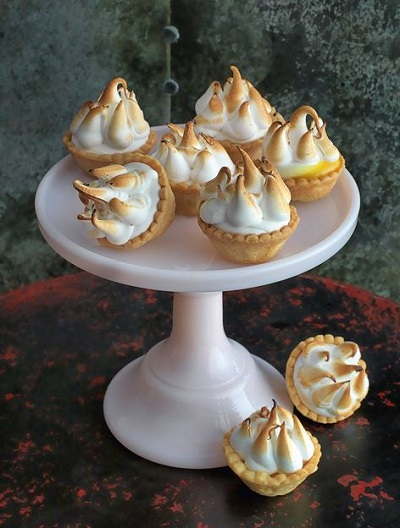 Konditor & Cook lemon meringue tarts recipe