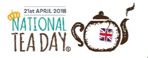 national tea day logo