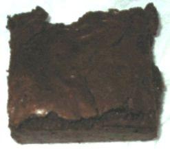 Chock Star Van Brownie