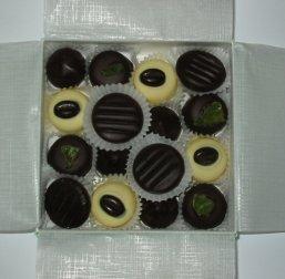 Prestat Mint Chocolates Box