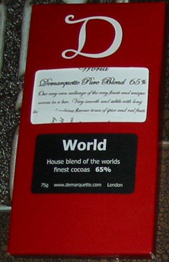 Demarquette World Bar