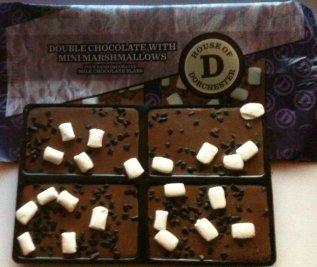 HOD double chocolate with marshamllows