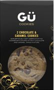 gu chocolate chip and caramel cookie