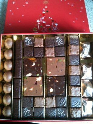maison du chocolat christmas chocolates
