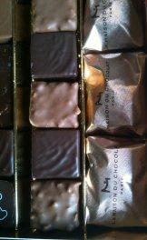 maison du chocolat sugar chestnut closeup