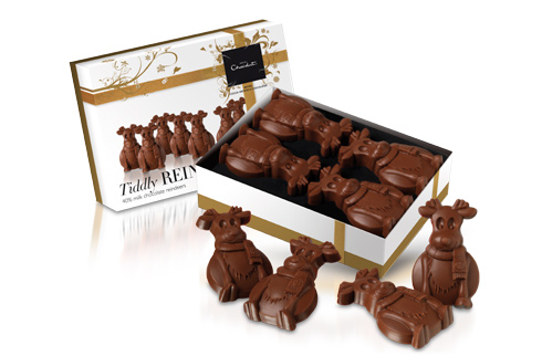 hotel chocolat tiddly reindeer