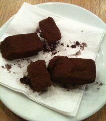 Villandry Dark Chocolate Ganache