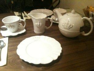 cadbury afternoon tea dishes