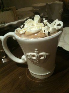 cadbury afternoon tea hot choc with espresso