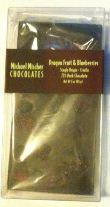 Michael Mischer blueberry dragonfruit chocolate bar