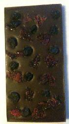 Michael Mischer blueberry dragonfruit chocolate